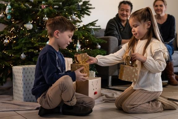 Weihnachtsferien und Silvester